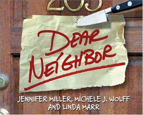 Dear Neighbor Linda Marr