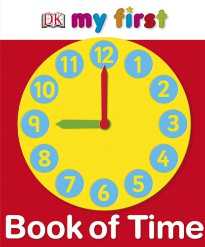 My First Book of Time Anna Harrison