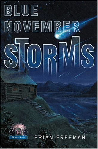 Blue November Storms Brian James Freeman