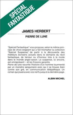 Pierre de Lune  by  James Herbert