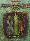 Monstrous Compendium Appendix III  by  Monte Cook