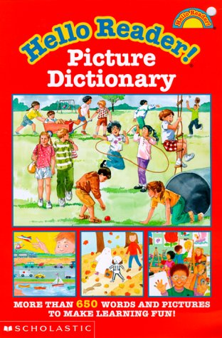 Hello Reader! Picture Dictionary (level 2) Gina Shaw
