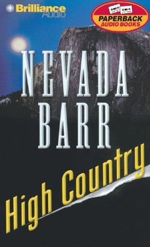 High Country (Anna Pigeon, #12) Nevada Barr