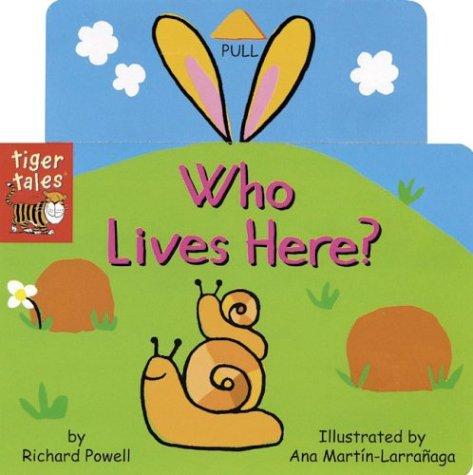 Who Lives Here? Richard  Powell