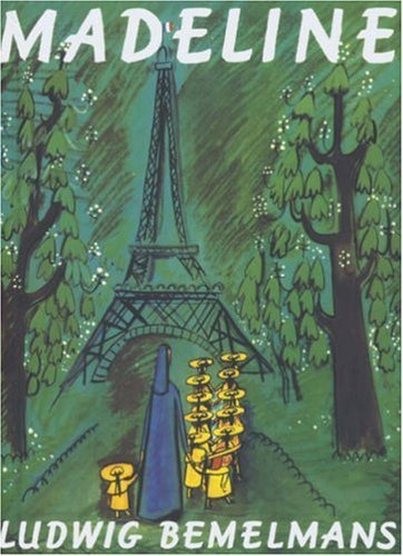 Madeline & the Bad Hat  by  Ludwig Bemelmans