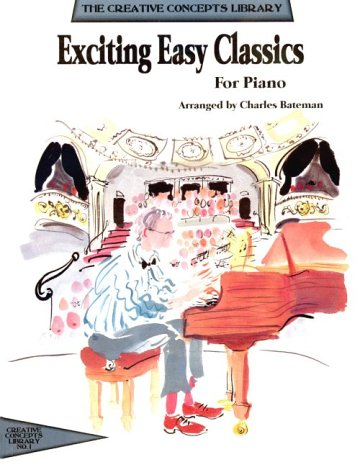 Prime Easy Piano Classics  by  Charles Bateman