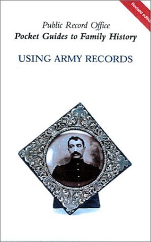 Using Army Records Ann Morris