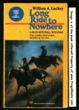 LONG RIDE TO NOWHERE  by  William A. Luckey