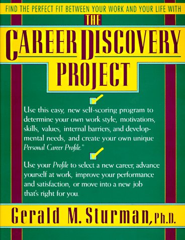 The Career Discovery Project Gerald M. Sturman