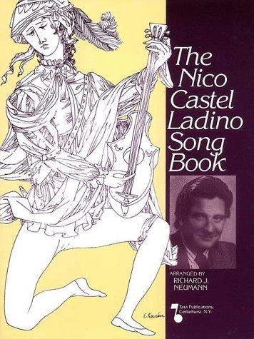Nico Castel Ladino Songbook Nico Castel