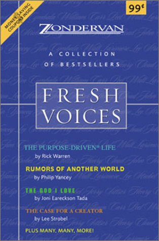 Fresh Voices: A Collection of Bestsellers Philip Yancey