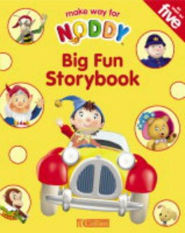 Noddy Big Fun Storybook Enid Blyton