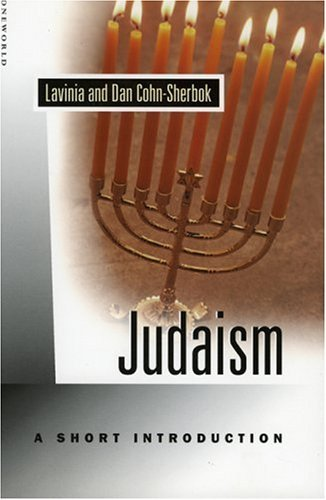 Judaism: A Short Introduction  by  Lavinia Cohn-Sherbok