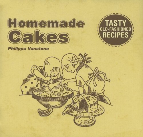 Homemade Cakes Phillipa Vanstone