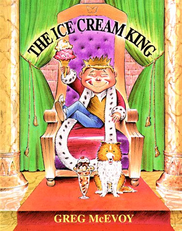 Ice Cream King  by  Greg McEvoy
