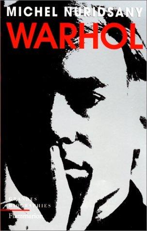 Andy Warhol Michel Nuridsany