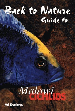 Guide to Malawi Cichlids  by  Ad Konings