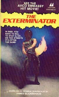 The Exterminator  by  Peter McCurtin