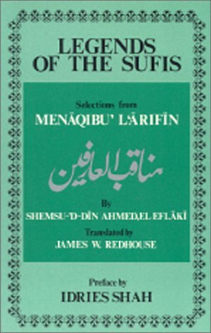 Legends of the Sufis  by  James W. Redhouse