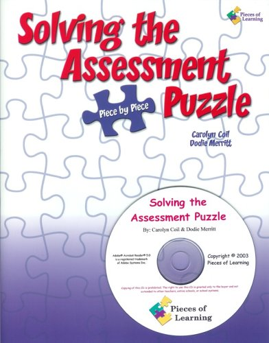 Solving The Assessment Puzzle Piece By Piece Carolyn Coil
