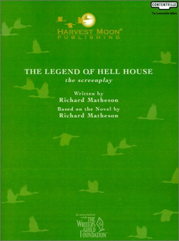 The Legend of Hell House the Screenplay  by  Richard Matheson