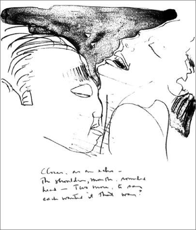 Robert Creeley & Archie Rand: Drawn & Quartered Robert Creeley
