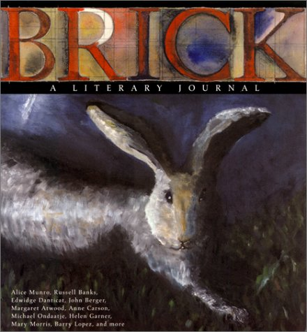 Brick 65/66: A Literary Journal (Fall 2000)  by  Michael Ondaatje