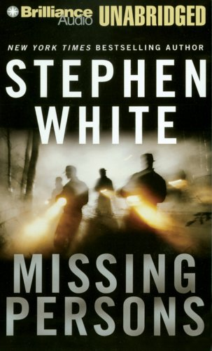 Missing Persons Stephen White