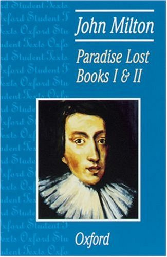 Paradise Lost Books 1 and 2  by  John Milton