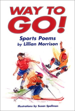 Way to Go! Lillian Morrison