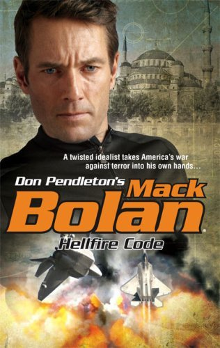 Hellfire Code (SuperBolan, #114)  by  Jon Guenther