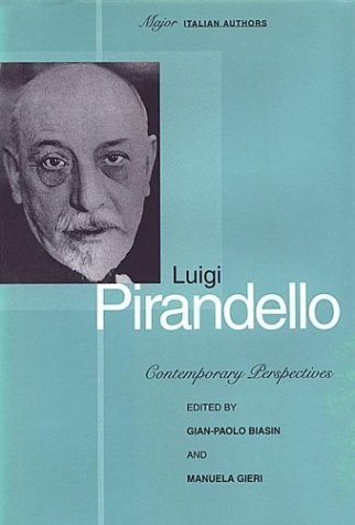 Pirandello Contemp Perspective Gian-Paolo Biasin