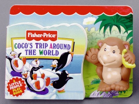 Cocos Trip Around the World [With Attached 3-D Vinyl Figure] Muff Singer