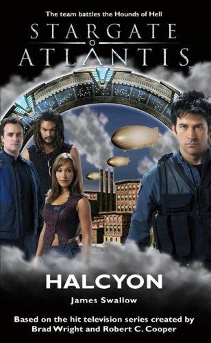 Stargate Atlantis: Halcyon (Stargate Atlantis, #4)  by  James Swallow