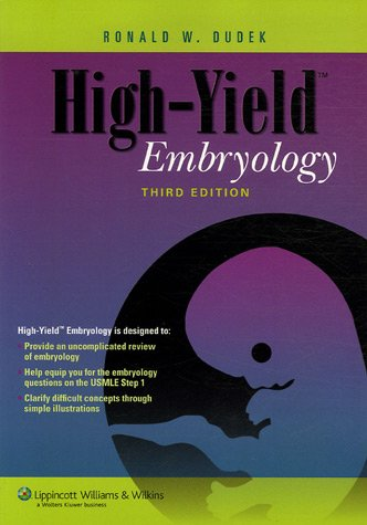 High-Yield Histology  by  Ronald W. Dudek