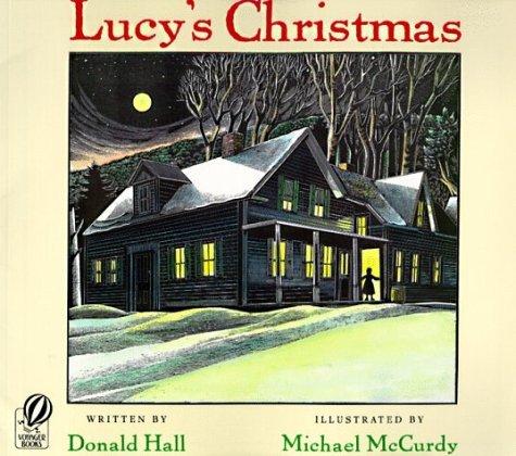 Lucys Christmas  by  Donald Hall