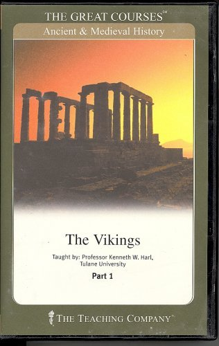 The Vikings (Great Courses, #3910)  by  Kenneth W. Harl
