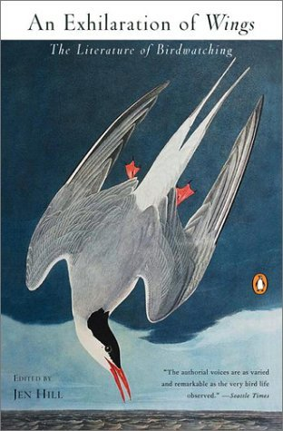 An Exhilaration of Wings: The Literature of Birdwatching  by  Jen Hill