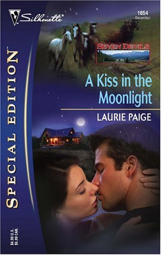 A Kiss In The Moonlight  by  Laurie Paige