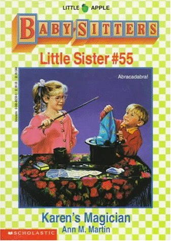 Karens Magician (Baby-Sitters Little Sister, #55)  by  Ann M. Martin