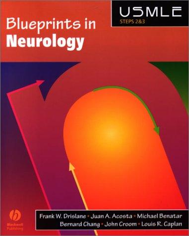 Blueprints in Neurology  by  Frank Drislane