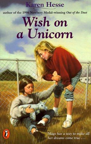 Wish on a Unicorn  by  Karen Hesse