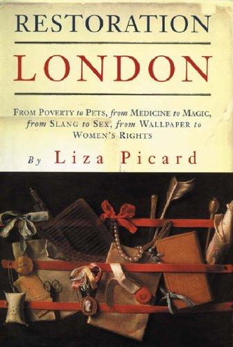 Restoration London Liza Picard