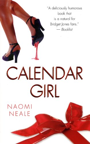 Calendar Girl Naomi Neale