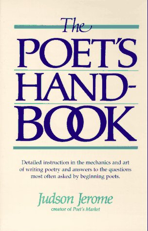 Poetry: Premeditated Art Judson Jerome