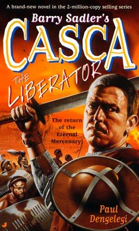 The Outcast (Casca: unauthorized, #25) Paul Dengelegi