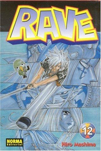 Rave Master vol. 12 (Rave Master (Graphic Novels) / Spanish Edition Hiro Mashima