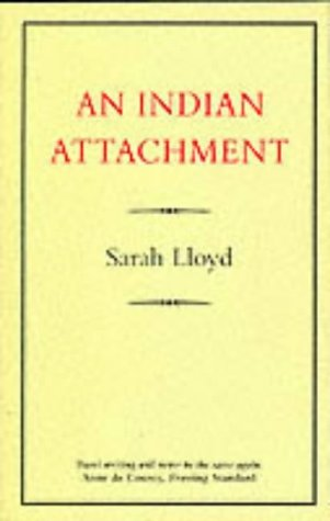 An Indian Attachment  by  Sarah Lloyd