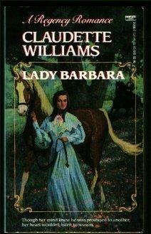 Lady Barbara Claudette Williams