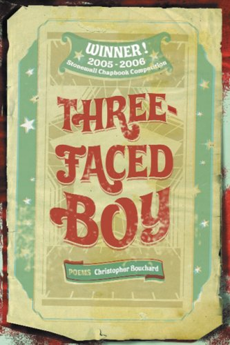 Three-Faced Boy  by  Christopher Bouchard